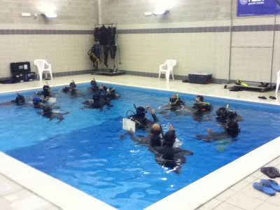 PADI Open Water Diver Underwater Course