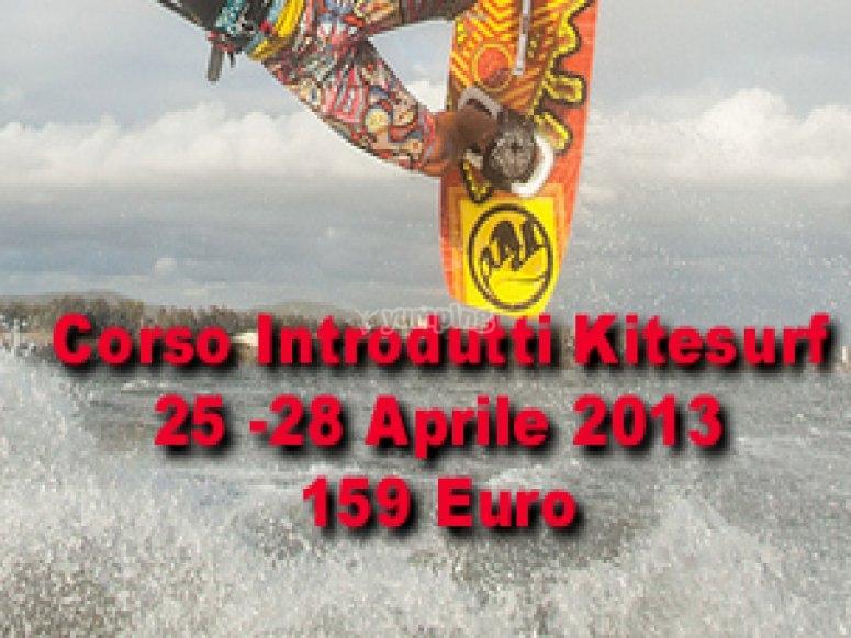 corsi di kitesurf vada spiagge biamche livorno