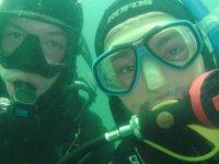 Selfie subacquei