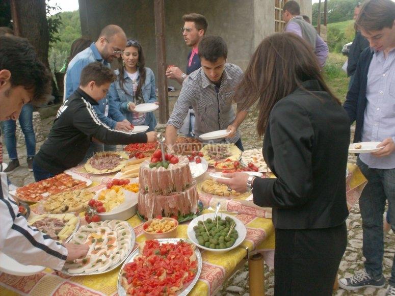 Masseria Sant'Elia degustazioni