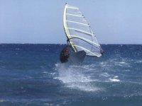 Lezioni di windsurf in Sicilia