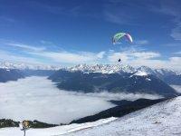 Neve e cielo