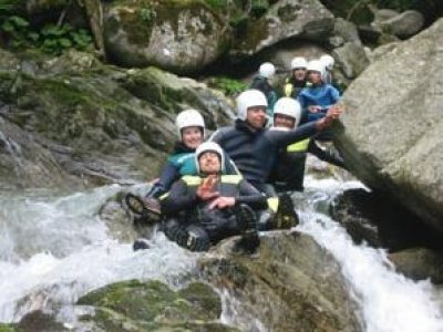 Rafting Morgex Val Sesia Canyoning