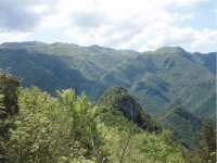 Le montagne della Calabria