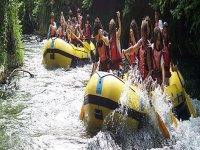 Avventure con il Rafting