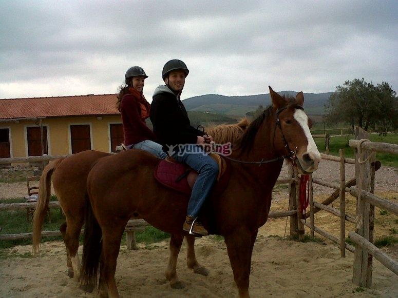 Circolo ppico in Toscana