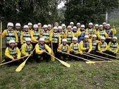 Rafting Morgex e Val Sesia