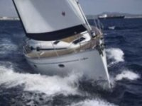 High-speed sailing in Palermo