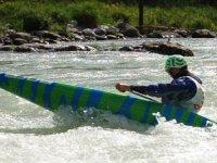 Canoe lessons