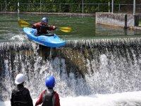 corsi kayak in Sud Tirolo