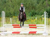 First riding lesson in Lecce