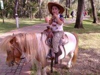 Equitazione per i bimbi