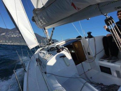 Garda Yachting Charter Vela