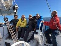 I nostri allievi di vela