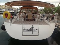 Excalibur for holidays in full comfort
