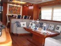 Get on board the San Lorenzo 72