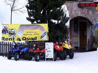 Ski Center Selva Quad