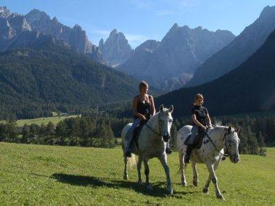 Hotel Bad Moos Passeggiate a Cavallo