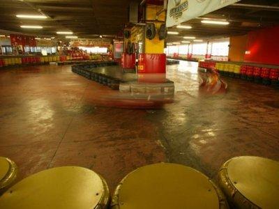 Gira sui Go-Kart di MoKart con il Gran Prix Sprint
