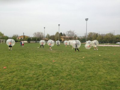 Bubble football Treviso