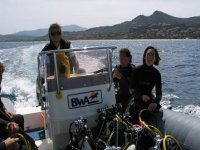 Nearby dive sites