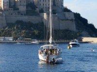 Veleggiando tra i mari italiani