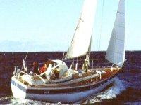 Si collabora sulle barche a vela
