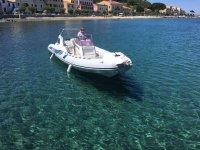 La bellezza delle acque trasparenti
