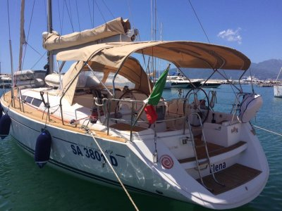 Cena romantica in barca a vela Palermo