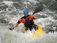 Kayaking sulle Alpi