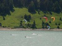 Kitesurfing lago di Garda