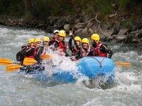 divertimento per tutti con il rafting