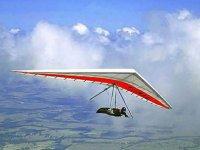 in deltaplano adrenalina pura