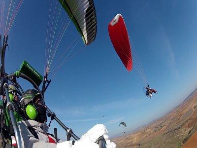 Aeroclub Volo Libero Paramotore