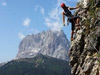 Lezioni ed escursioni di arrampicata