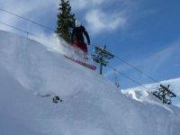Adrenalina sullo snowboard