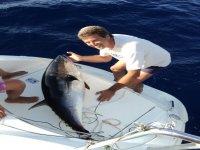 Charter di pesca