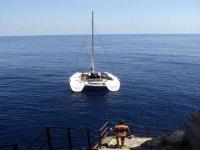 Presso la Costiera Amalfitana