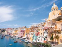 Pasqua in barca a vela Procida-Ischia