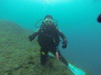 diving in gaeta