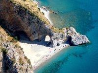 Cilento beach