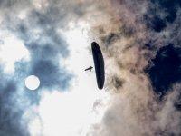 Volando sotto il cielo