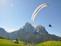 Volo libero Alpe di Siusi