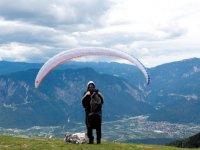 Paragliding in Valsugana