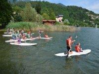 Corsi di canoa a San Cristoforo
