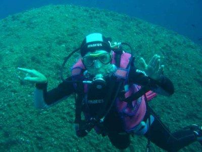 Diving Bolla Blu