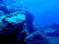 The Blue Of The Sea In Sardinia