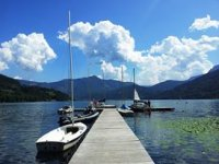 Sailing club and rowing in Trentino