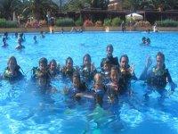 Pool Preparation