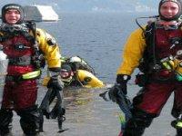 Diving a Lavagna